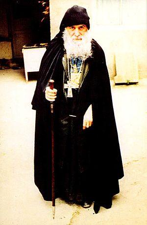 Gabriel Urgebadze - Image: Monk Gabriel 4