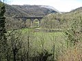 Monsal Head Viaduct viewed from Footpath - geograph.org.uk - 754365.jpg