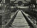 Montaža tirnih polj na betonskih pragih 1964.jpg