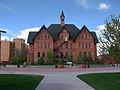 Montana State University Bozeman, Montana Hall.jpg