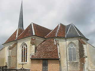 Montaulin Commune in Grand Est, France