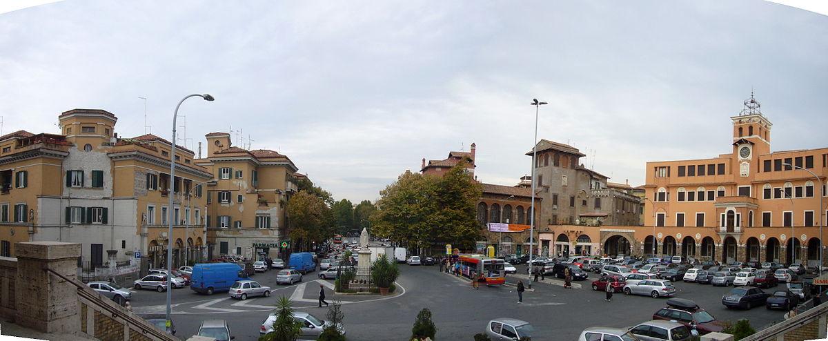 Municipio iii wikidata for Giardino wikiquote