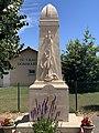 Monument morts St André Bâgé 33.jpg