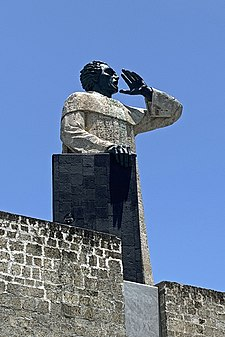 Monumento Fray Antonio de Montesinos SD 08 2019 7873.jpg
