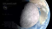 Պատկեր:Moon Phase and Libration, from the Other Side - Farside Earth Moon 1080p30, 2015.webm