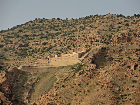The Monastery of St. Matthew, located atop Mount Alfaf in northern Iraq, is recognized as one of the oldest Christian monasteries in existence.[175]