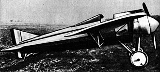 Morane-Saulnier AC - Image: Morane Saulnier AC