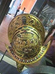 Morion du roi Charles IX