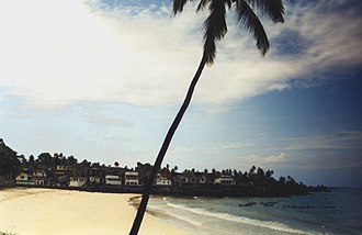 Moroni, Comoros - Itsandra beach