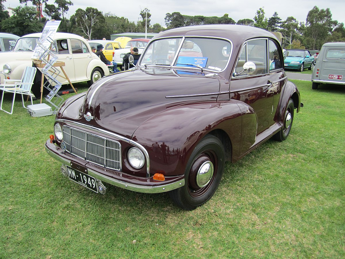 morris minor wikipedia. Black Bedroom Furniture Sets. Home Design Ideas