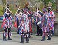 Morris dancers, York (26633849191).jpg