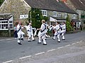 Morris dancing at Berwick St John - geograph.org.uk - 903611.jpg
