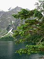 "Morskie Oko - ""Marine Eye"" is the largest and fourth deepest lake in the Tatra Mountains. - panoramio (2).jpg"