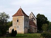 Mortemart (24) église (1).JPG