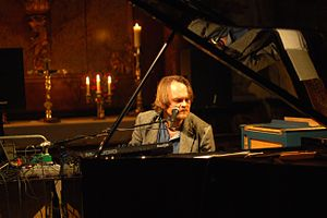 2011 in jazz - Morten Qvenild solo concert 2011.