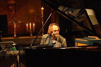 2011 in jazz - Morten Qvenild solo concert 2011.