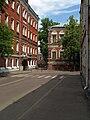 Moscow, Perevedenovsky Lane (Bakuninskaya 81-55) 2008 02.JPG