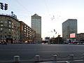 Moscow, Smolenskaya-Sennaya Square (2010s) by shakko 03.JPG