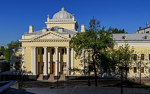 History of the Jews in Russia - The Moscow Choral Synagogue, in Tverskoy District of Moscow