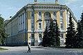Moskau-66-Kreml-Park-Regierungspalast-Polizist-1975-gje.jpg