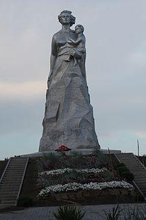Motherland Monument (Matveev Kurgan)