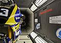 Moto2 Tech3 wind tunnel tests at hepia-cmefe Geneva.jpg