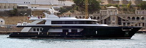 Motor yacht Svyatoy Nikolay (Saint Nicholas), Sevastopol.jpg