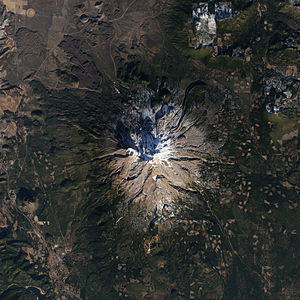 Shasta–Trinity National Forest - Mount Shasta