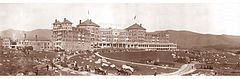 "Hotel ""Mount Washington"" en Bretton Woods en 1905"