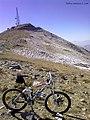 Mountain biking له گه رده نه ی خان کیوی وه زه نه - panoramio (1).jpg