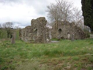 Mourne Abbey Parish in Munster, Ireland