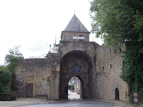 Photo - Anciennes fortifications de Mouzon