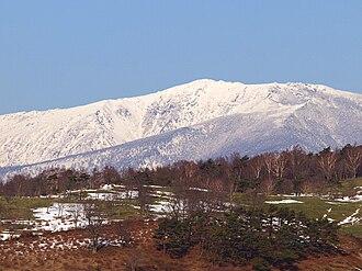 Kitakami Mountains - Mt Hayachine