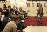 Multinational Transatlantic Opinion Leaders visit Regional Command (Southwest) 140414-M-JD595-9001.jpg