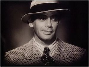 Paul Muni - Paul Muni in the trailer for Scarface