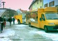 Munich weekly market at Mangfallplatz - Mobile bakery Steingraber.JPG