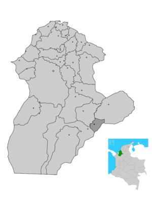 La Apartada - Municipality and town of La Apartada in the Córdoba Department.