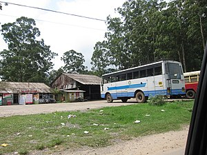 Munnar - Munnar KSRTC bus stand