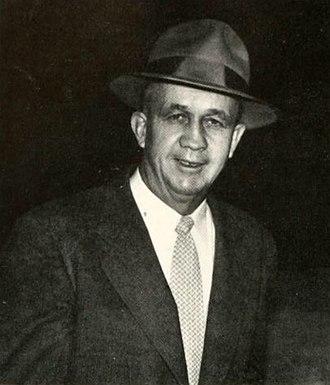 "Murray Greason - Greason in the 1953 ""Howler"""