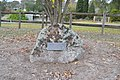 Murringo Anglican Church Memorial Rock.JPG