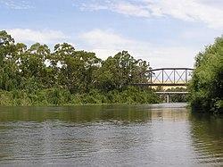 Річка маррамбіджі біля гундагай