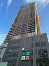 Musashi-kosugi Station South Exit districts West city block building4.jpg