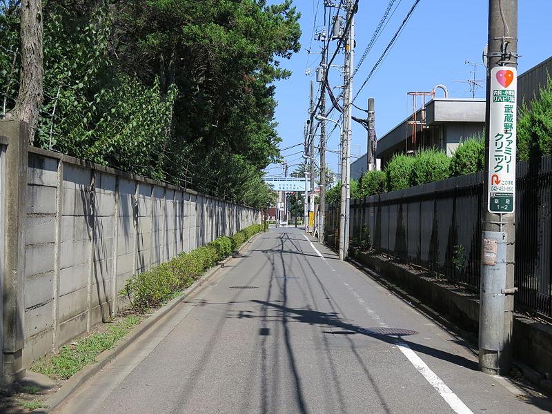 File:Musashino University Wall 2.jpg