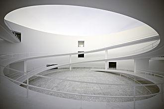 2009 in architecture - Image: Museo de Andalucía Fotógrafo Javier Callejas