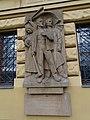 Muzeum HMP, pamětní deska srážky s dělníky na stavbě železnice 1844.jpg