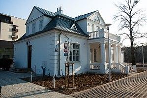 Legionowo - Villa Bratki Historical Museum