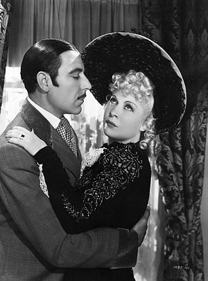 My Little Chickadee - Joseph Calleia and Mae West in My Little Chickadee