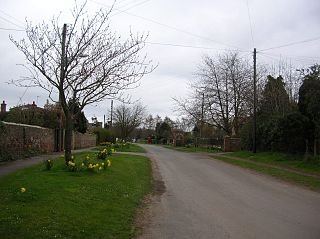 Myton-on-Swale Village and civil parish in North Yorkshire, England