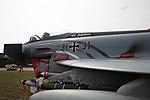 "Nörvenich Air Base Eurofighter Typhoon Luftwaffe 31+31 ""Spirit of Oswald Boelcke"" (44368880052).jpg"