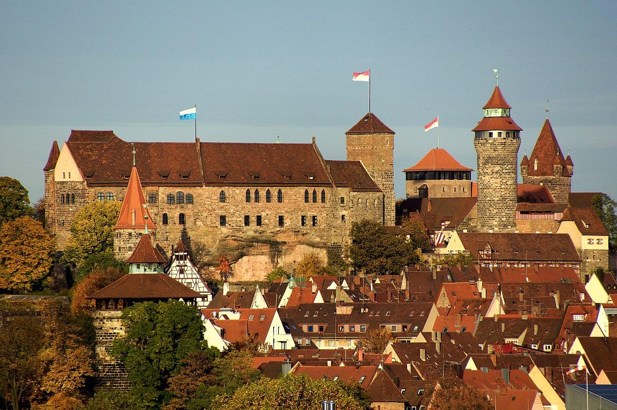 Núremberg - Wikipedia, la enciclopedia libre